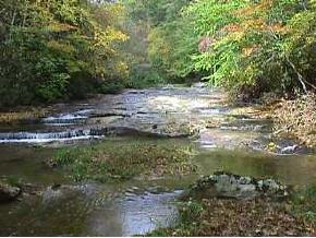Babbling Brooks, Streams, and Rivers of Cashiers, NC